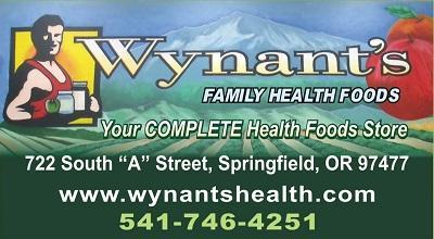 Wynant's Family Health Foods logo
